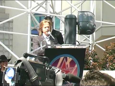 Chris Rock Walk of Fame - March 2003