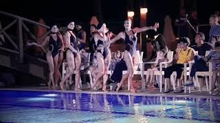 Dance on water. Water ballet Mermaid's. Шоу балет на воде Mermaids
