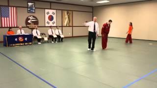 U.S. Open Taekwondo Hanmadang-Individual Creative Breaking