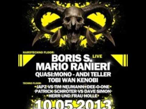 Mario Ranieri live @ Günes Theater Frankfurt  10.05.13