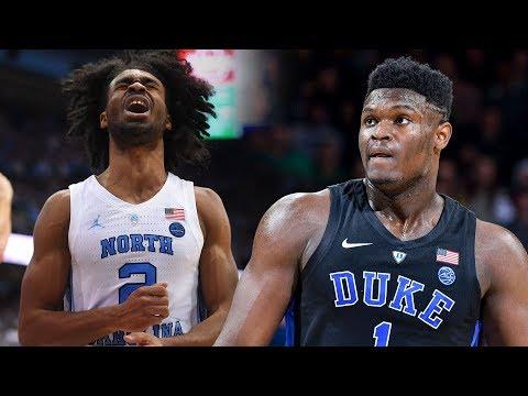 UNC vs. Duke Hype Video