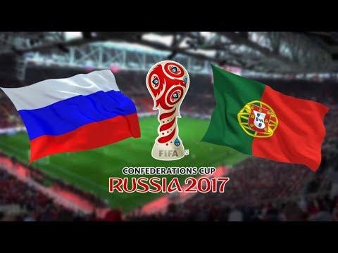 Футбол РОССИЯ - ПОРТУГАЛИЯ ОБЗОР МАТЧА (полная версия)
