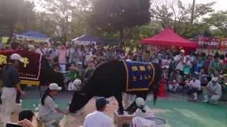 FC岐阜と「のうりん」のコラボイベントでやっていた飛騨牛の碁盤乗り の...