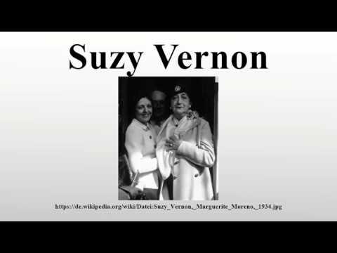 Suzy Vernon