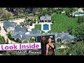 Kim Kardashian's House Tour 2018 | Hidden Hill, California | Inside & Outside