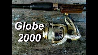 Огляд безынерционной котушки Line Winder GLOBE GF-2000