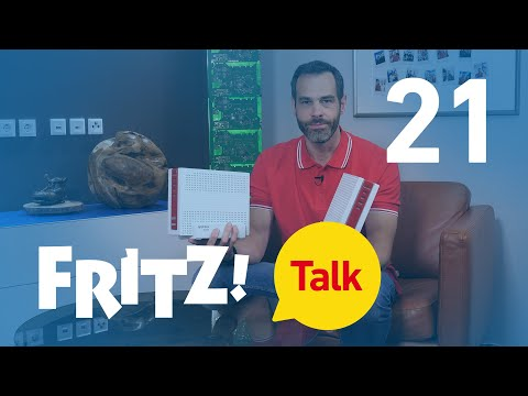 FRITZ! Talk 21 — DOCSIS 3.1 mit der FRITZ!Box 6591 Cable