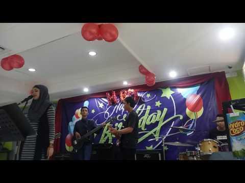 BnB Band Gran Melia Jakarta