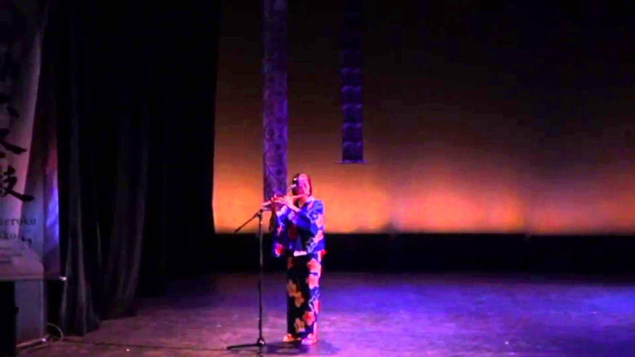 Tsukuyomi - Nobuko Miyazaki 月夜見 宮崎信子 shinobue/Japanese bamboo flute