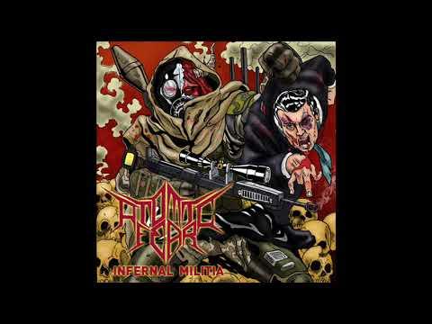 Atomic Fear - Infernal Militia (Full Album, 2018)