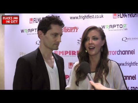 Katharine Isabelle (Ginger Snaps) Interview with John Emmet Tracy on American Mary