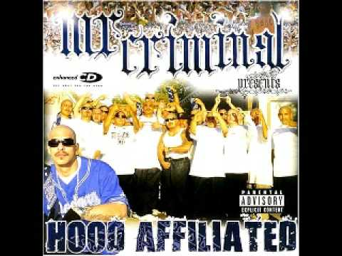 Клип Mr. Criminal - What You Know About Me