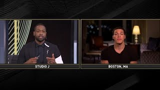 Shaq & Aaron Gordon Heated Debate on Dunk Contest | 2020 NBA Dunk Contest Preview