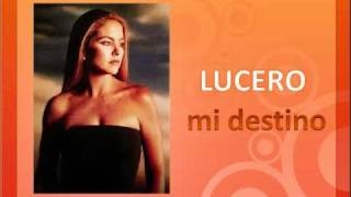 NADIE ME QUIERE COMO TU (EVERYTHING) Lucero (audio) (video) HD.wmv