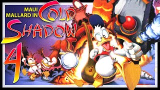 MAUI MALLARD IN COLD SHADOW # 04 ☯️ The Realm of the Dead & Mojo Stronghold! [ENDE]