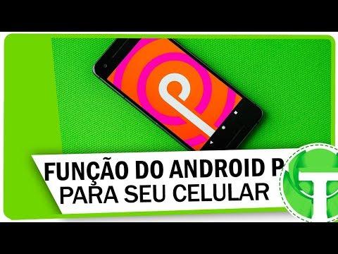 Tenha NOVA FUNÇÃO do ANDROID P no seu smartphone