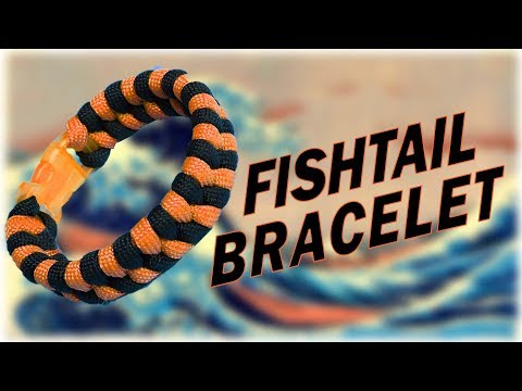 4 Variations on the Fishtail Weave - Paracord Planet