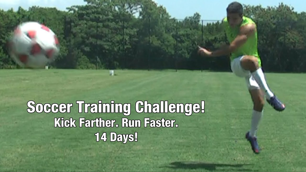 Soccer Speed Training: 3 Soccer Exercises for Strength and Faster Speed...(NOW!)