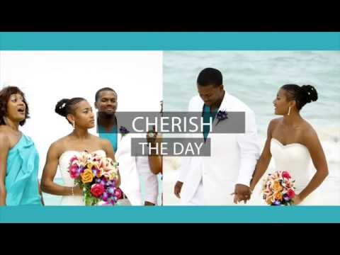 A Tropical Wedding in Nassau, Bahamas.