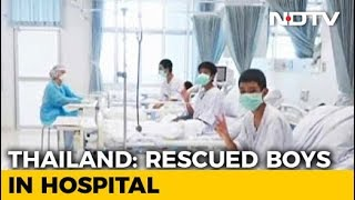 Thailand Cave Rescue - All 12 Boys and Their Football Coach Freed After 17 Days