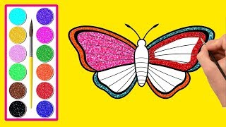 Coloring Pages Butterfly - Coloring Books For Kids - Kids Coloring Planet