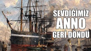 EN SEVİLDİĞİ YILLARA GERİ DÖNDÜ! // ANNO 1800