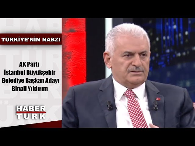 Türkiye'nin Nabzı - 20 Mart 2019 (AK Parti İstanbul Büyükşehir Adayı Binali Yıldırım)