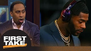 Stephen A. doubles down on Malcolm Butler benching: This looks like pure evil   First Take   ESPN
