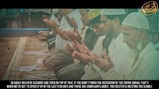 10 вещей, которые не следует делать в этот Рамадан!