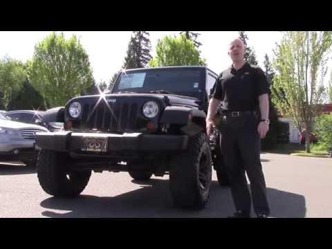 Custom 2009 Jeep Wrangler review - fun video, take a look.