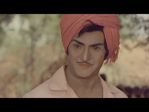 Chanda Sasanudu Movie || Desamante Matti Kaadhoy Video Song || NTR, Sharada, Radha
