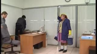 Халявная работа уборщицы