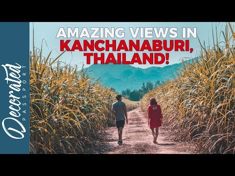 WEEKEND TRIP TO KANCHANABURI, THAILAND (TRAVEL VLOG)
