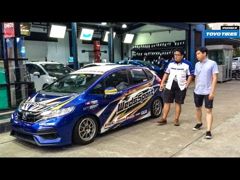 RE-Live by Toyo Tires Thailand : เอาใจสายแปลงกับ HYBRID AUTOPARTS