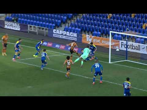 AFC Wimbledon Hull Goals And Highlights