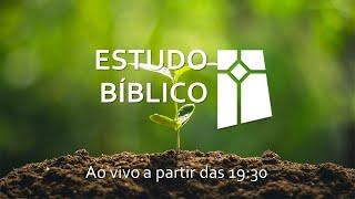 Estudo Bíblico - Evangelho de Mateus (27/08/2020)