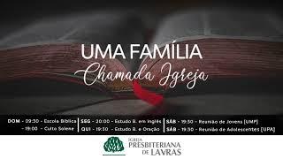 A Revelação de Jesus Cristo| Escola Bíblica Dominical