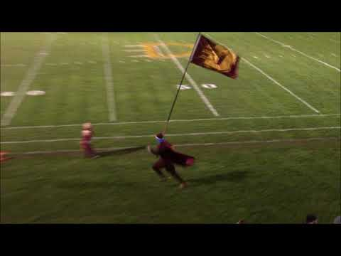 Deckerville vs Morrice, HS 8 Player Football Video Highlights 11 03 2017