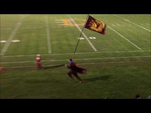 Deckerville vs Morrice, HS 8 Player Football Video Highlights 11 03 2017