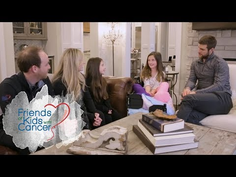 The Kannel Pietrangelo Families Tell Their Story Friends Of Kids With Cancer Youtube