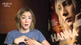 Irish actress saoirse ronan chats to digital spy about starring in joe wrights new action thriller 'hanna'.for all the latest movies news, reviews and interv...