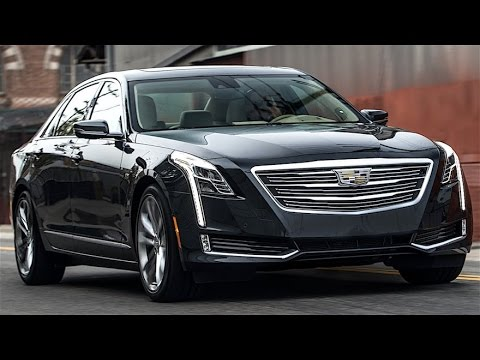Cadillac CT6 Review. The Big Cadillac is back!