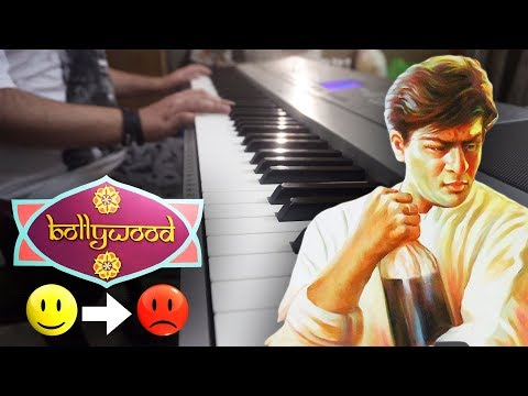 HAPPY Bollywood Songs as SAD DEPRESSING Songs