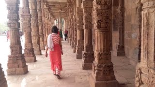 The Qutub Minar Delhi