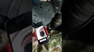 Состояние поршней на 4В12 после 60т пробега на Idemitsu Zepro 5W-30