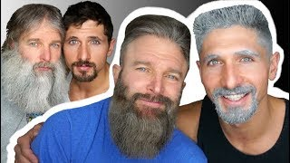 Switching Ages - 55 & 28 Year Old (BOYFRIEND MAKEOVER)