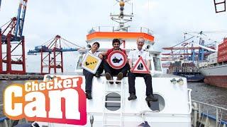 Der Hafen-Check | Reportage für Kinder | Checker Can