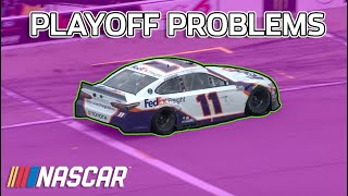 Playoff Trouble: Kansas Speedway Extended Highlights | NASCAR Cup Series Playoffs