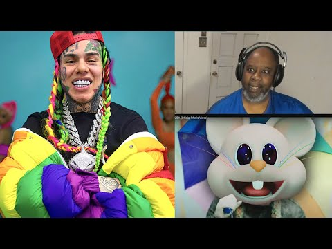 Dad Reacts to 6IX9INE- GOOBA (Official Music Video)