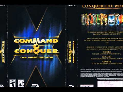 command and conquer first decade crack no-cd patches